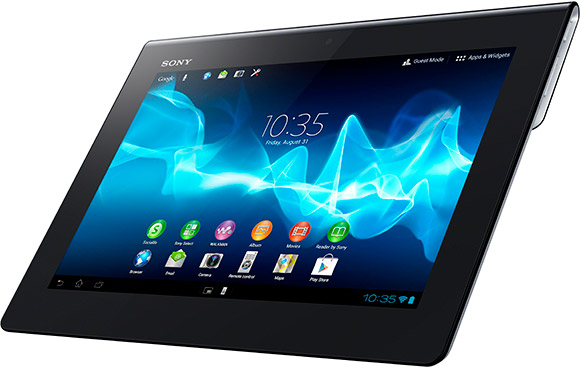Sony Xperia Tablet S receives Android 4.1 Jelly Bean update