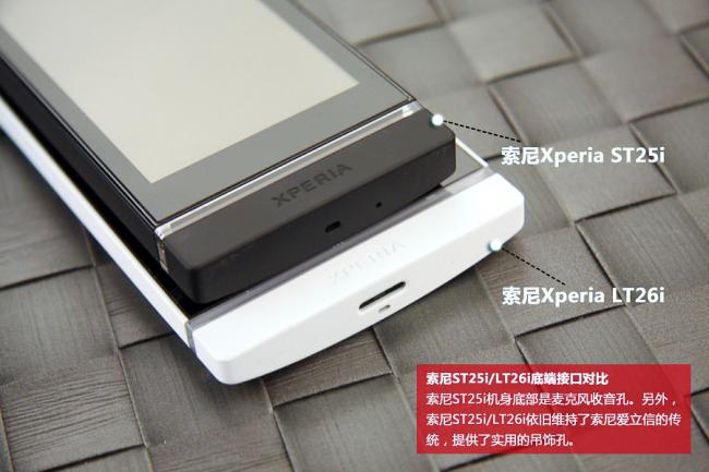 Picture view : Sony Xperia U ST25i images leaked - External