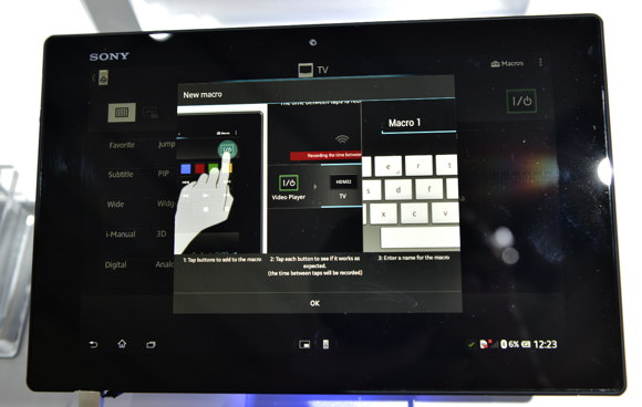 Sony Xperia Tablet Z available worldwide