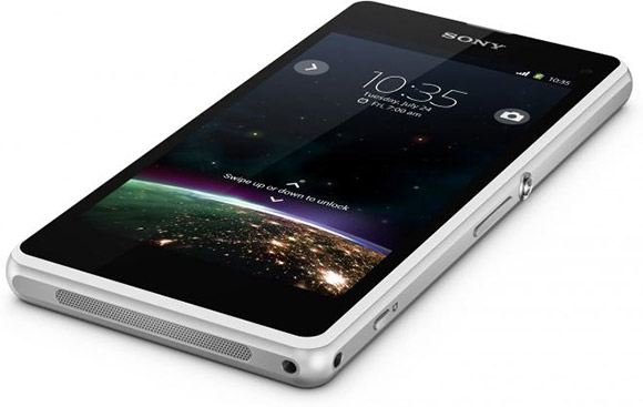 sony announces 4 3 inch xperia z1 compact with a quad core. Black Bedroom Furniture Sets. Home Design Ideas