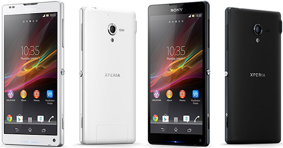 Sony Xperia ZL available in Australia