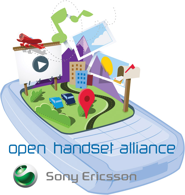 Sony Ericsson open handset alliance