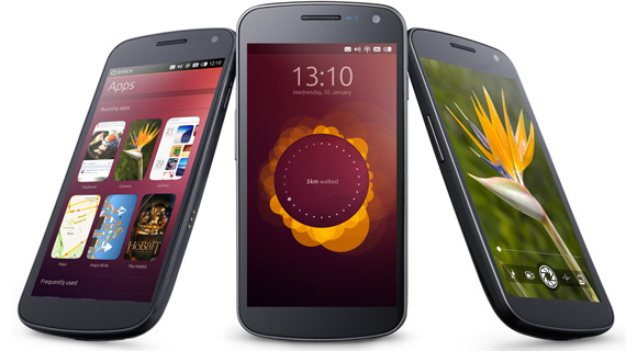 Ubuntu OS for phones and Android announced