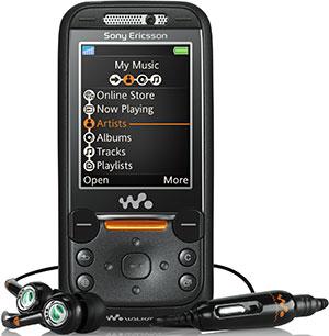Sony Ericsson W850 Walkman