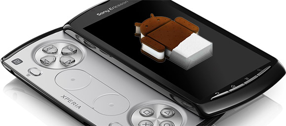 Ice Cream Sandwich beta ROM available for Xperia Play