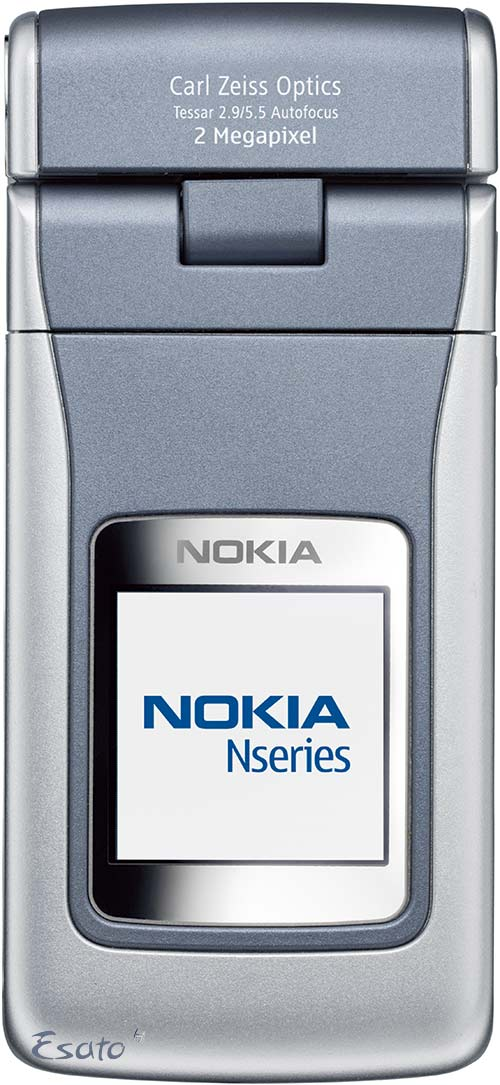 Nokia N90 picture gallery