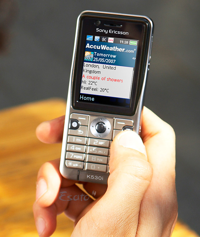 Big collection of free downloads for sony ericsson