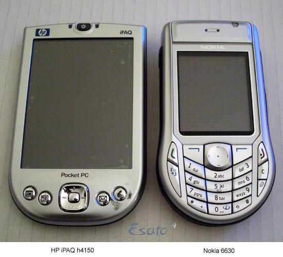Nokia 6630 picture gallery