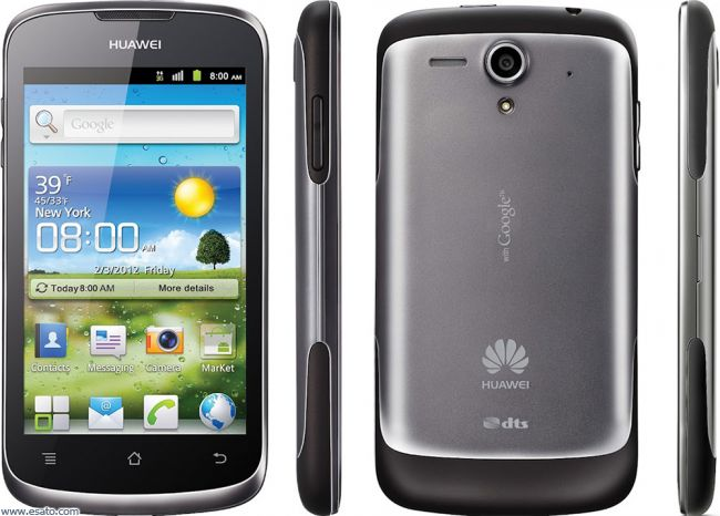 Huawei Ascend G300 U8815 picture gallery
