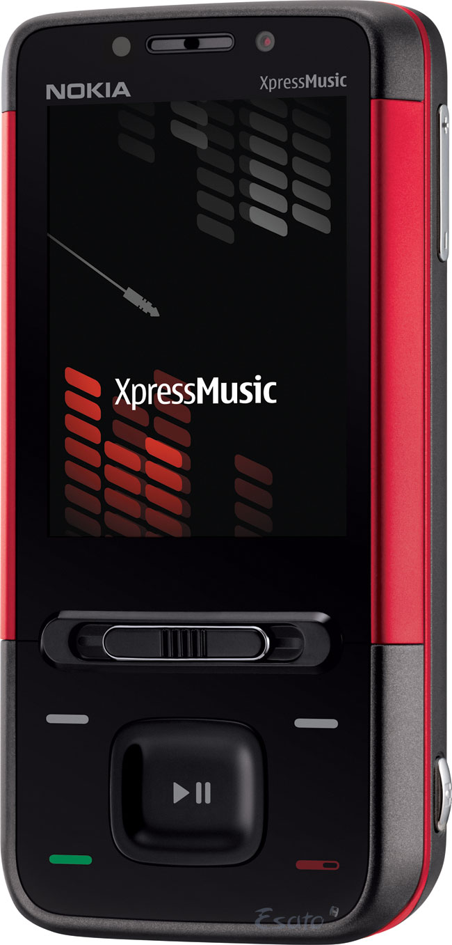 Free themes for Nokia XpressMusic