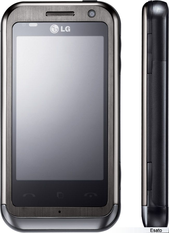 LG KM900 Arena picture gallery
