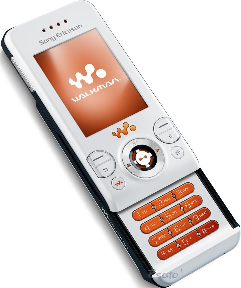Sony Ericsson Walkman Phone