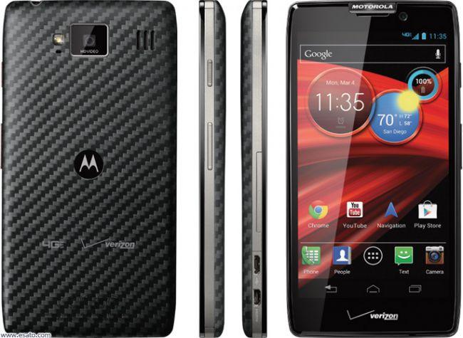 Motorola Droid Razr Maxx HD picture gallery