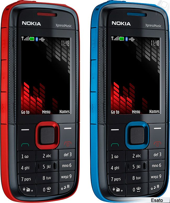 Nokia 5130 XpressMusic picture gallery