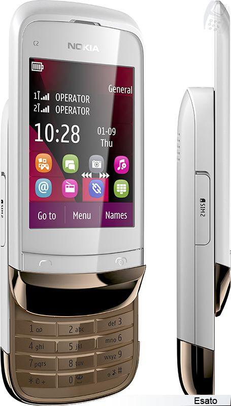 Nokia C2 03 Open