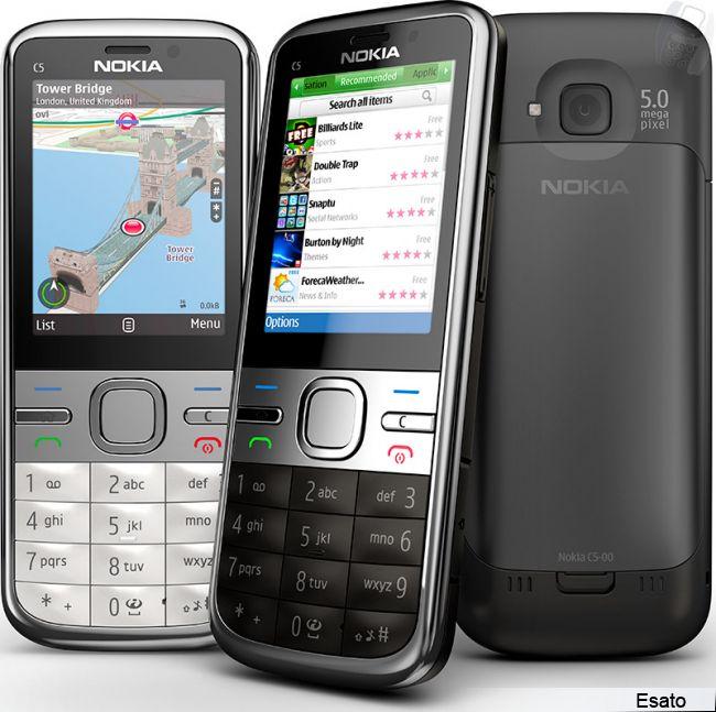 Nokia c2 00 black