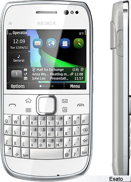 Nokia E6-00 picture gallery