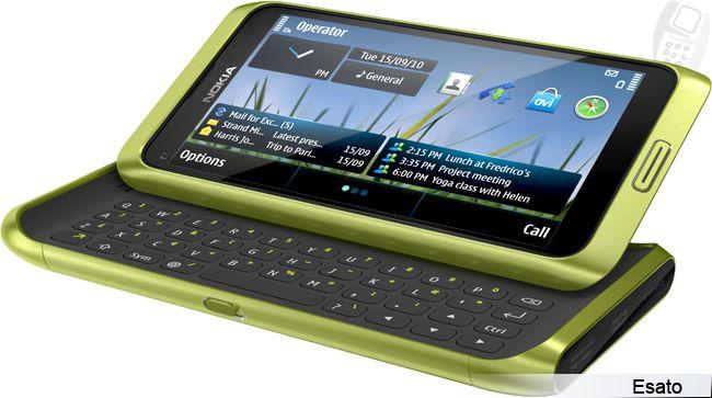 Back to Nokia E7-00 technical data
