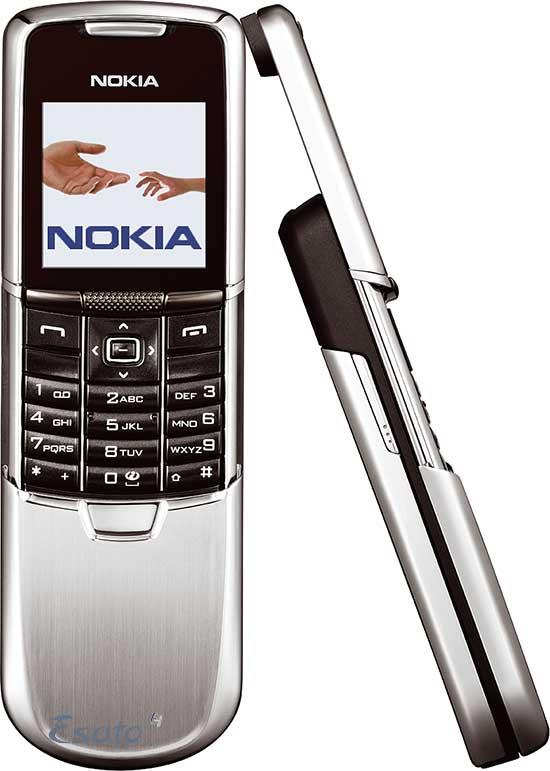Nokia 8800 picture gallery