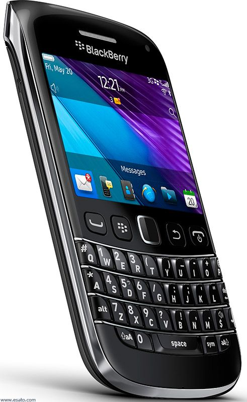 RIM Blackberry Bold 9790 picture gallery