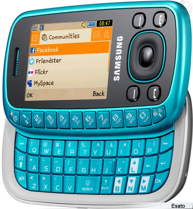 Samsung B3310 picture gallery