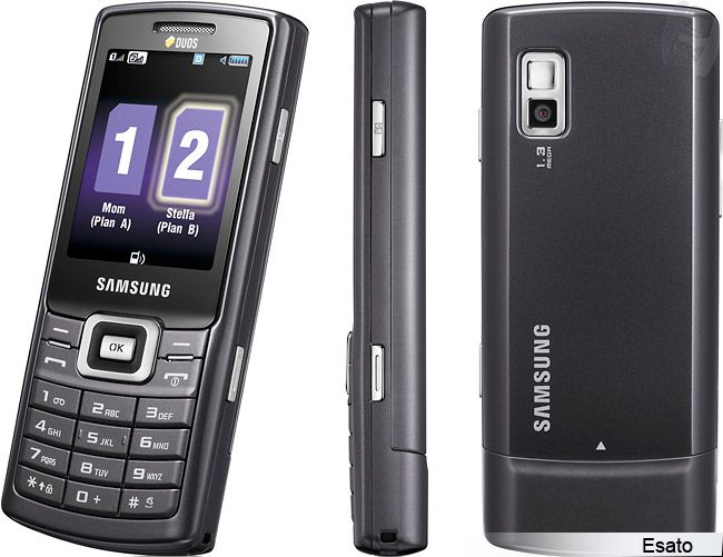 Samsung C5212 picture gallery