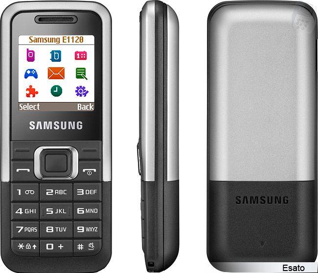 Samsung E1120 picture gallery