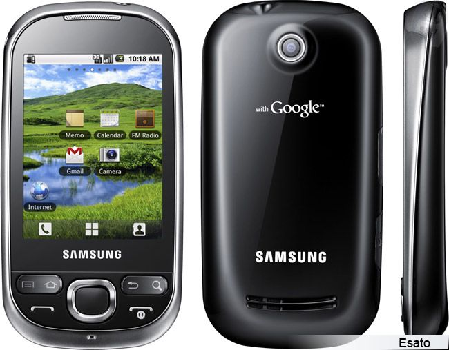 Samsung I5503 Galaxy Europ Official Flash File Free Download