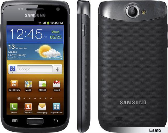 Купить Samsung Galaxy W.