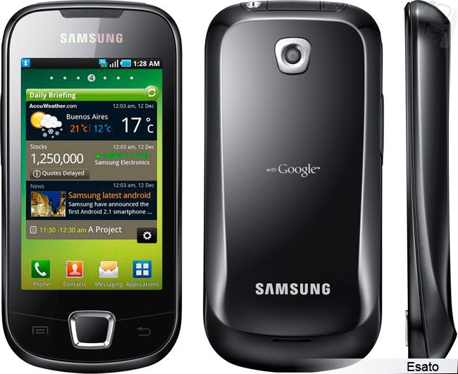 Samsung I5800 Galaxy 3 Apollo