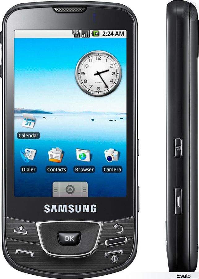 Samsung I7500 Galaxy Picture Gallery