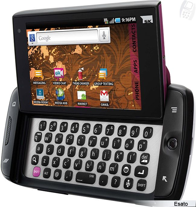 Samsung T-mobile Sidekick 4G