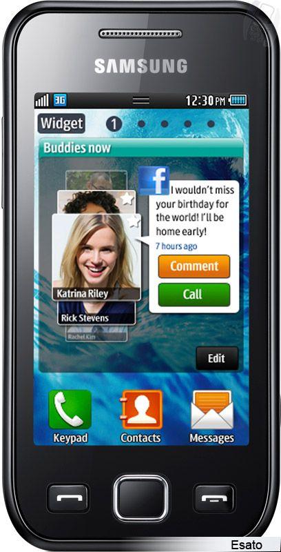 Смартфон samsung gt-s5660 смартфон