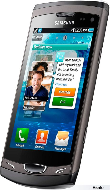 Samsung Wave II S8530 picture gallery