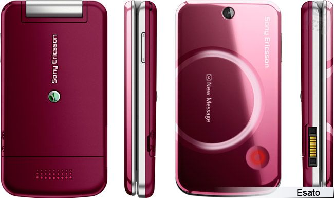 Sony Ericsson T707 picture gallery