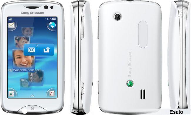 Sony Ericsson Txt Pro picture gallery