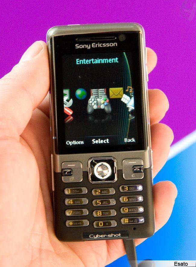 Sony Ericsson C702 picture gallery