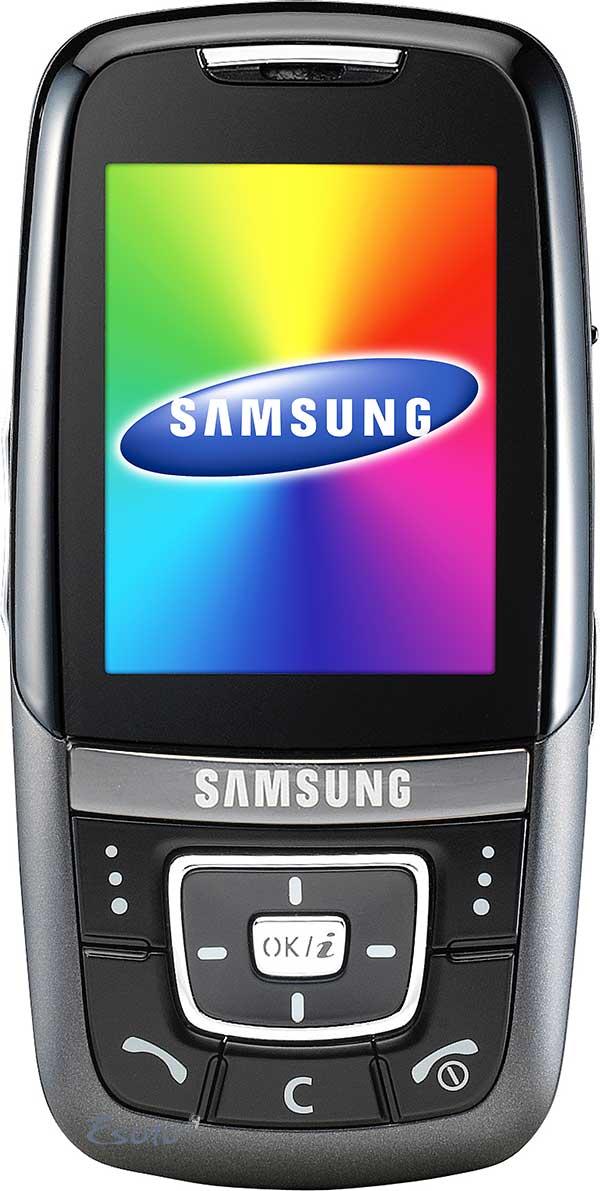 Фотографии Samsung D600 в