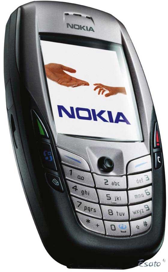 Nokia 6600 pict... Nokia 6600