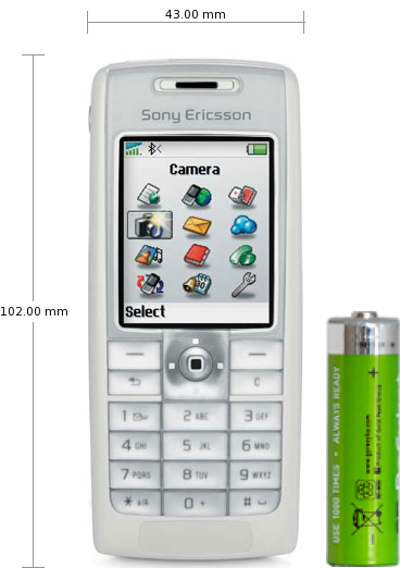 And Specifications Sony Reviews T630 Ericsson