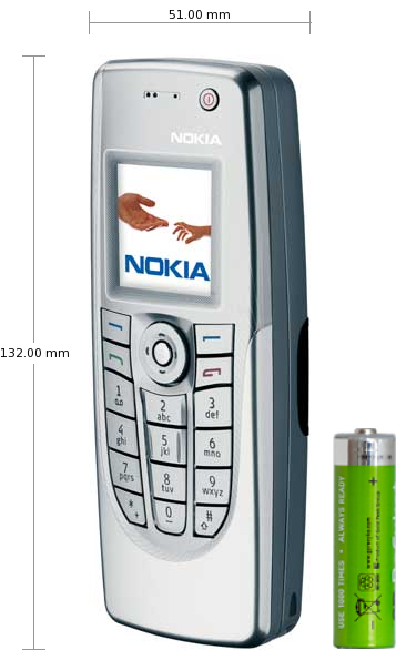 Nokia 9300 specifications and reviews