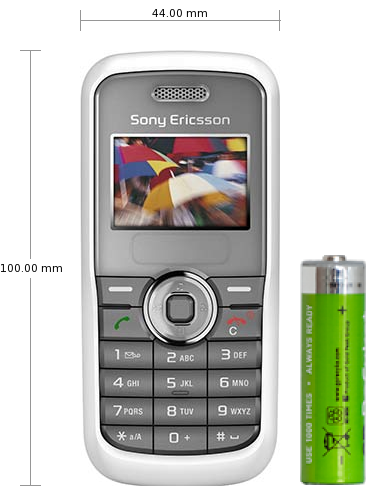 Specifications Sony J100 And Ericsson Reviews