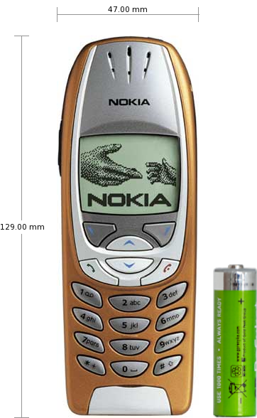 Nokia 6310 Specifications And Reviews