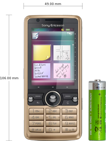 Reviews And Ericsson Specifications G700 Sony