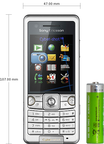 Sony Ericsson Specifications Reviews C510 And