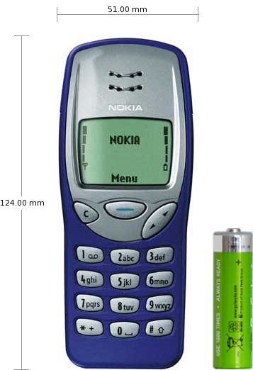 Nokia 3210 Specifications And Reviews