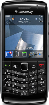 RIM BlackBerry Pearl 3G 9100