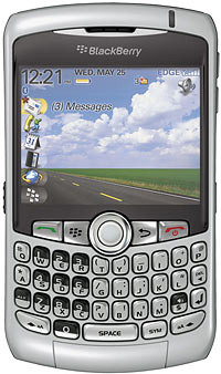 RIM BlackBerry Curve 8300