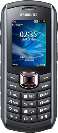 Samsung B2710 in Practice