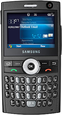 Samsung SGH-i600 specifications and reviews